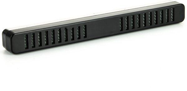 Pěnový zvlhčovač dlouhý černý 15,7x1,5cm