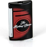 S.T. Dupont MiniJet Lighter 10110 Rolling Stones Sort