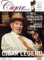 Cigar Journal -lehti 04/2015
