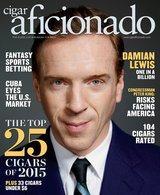 Revista Cigar Aficionado Ian/Feb 2016