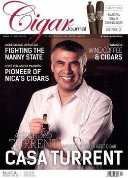 Cigar Journal Magazine 02/2016
