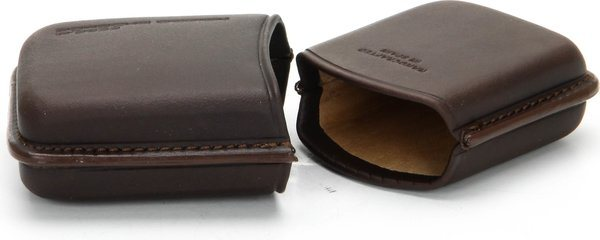 Porsche Design P'3659 PD4 Lighter Pouch Dark Brown