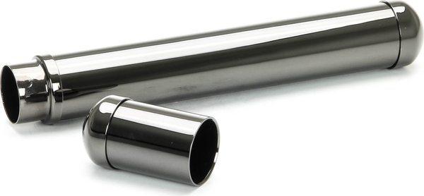 Gunmetal siva futrola za 1 Coronu