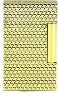 ST Dupont Ligne 2 Αναπτήρας 16433 Pointe-de-feu Κίτρινο Χρυσό