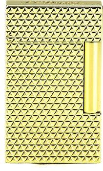 S.T. Dupont Ligne 2 Lighter 16433 Pointe-de-feu Guld