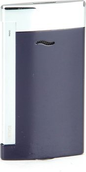 ST Dupont Slim 7 lighter - blå/krom