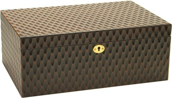 Angelo Humidor Checkered