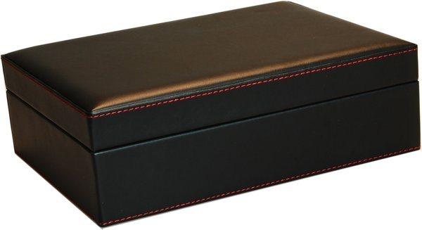 雪茄盒套装红纱色