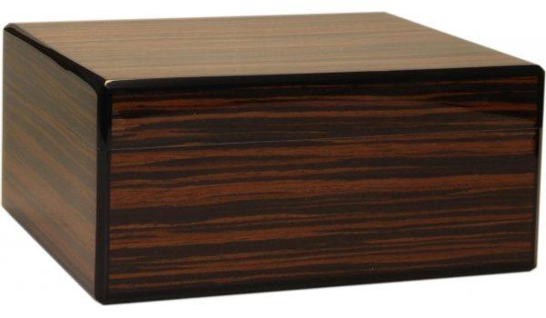 Humidor Guy Janot makassarové dřevo lesklé 50