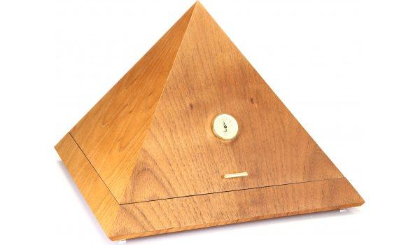 Umidor Adorini Pirâmide Deluxe L cedro
