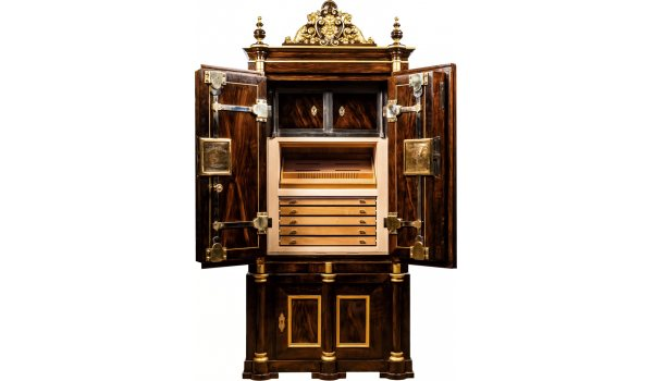 adorini Humidor Safe Cassaforte Limited Edition