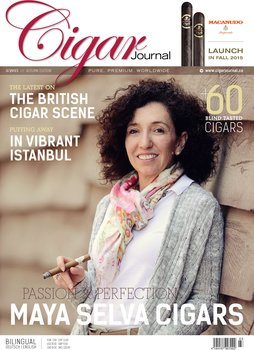 Cigar Journal -lehti 03/2015