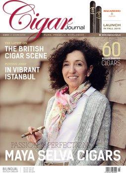 Revista Cigar Journal 03/2015