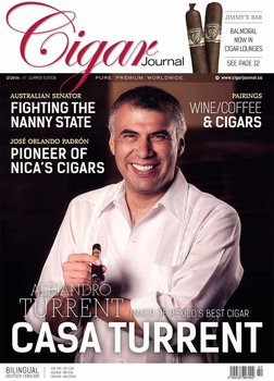 Cigar Journal Magazine 02/2016
