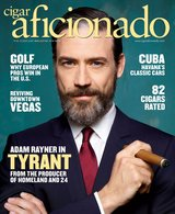 Cigar Aficionado magazine Jul/Aug 2016