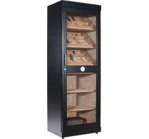 Adorini黑色罗马电子雪茄盒柜