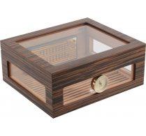 安道里尼特雷维索豪华玻璃面雪茄盒