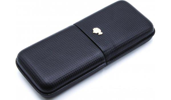 Cohiba three finger leather case