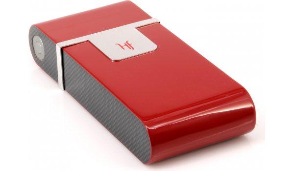 Humidor de bolso vermelho HF Barcelona R Bolso