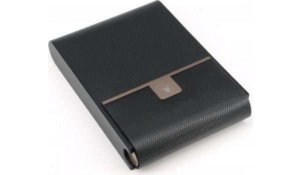 HF 巴塞罗那 B 炭黑便携 10 雪茄盒