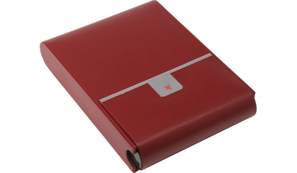 HF R Travel 10 travel humidor red