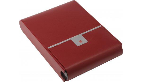 Cestovní humidor HF R 10 červený