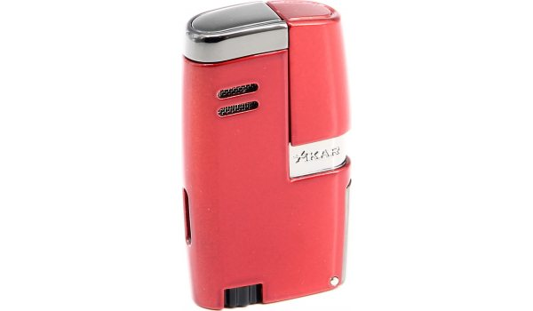 Xikar Viatra Lighter Red
