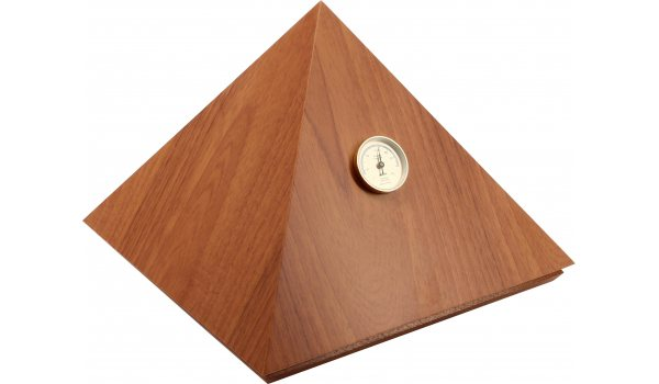 Humidor Adorini pyramida Deluxe M cedrový