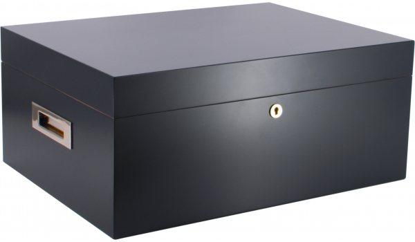 Humidor adorini Vittoria negru - Deluxe