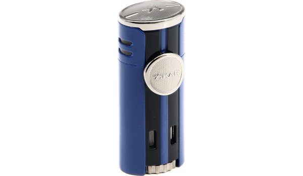 Xikar HP4 Quad Lighter Blue