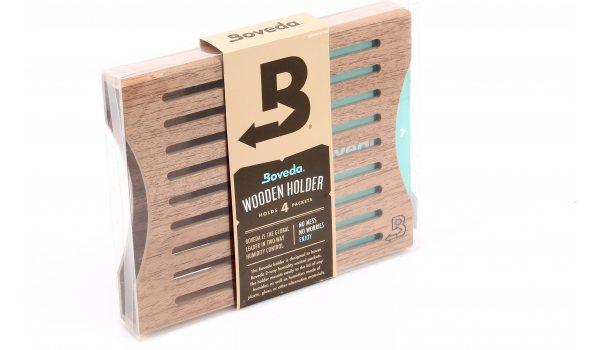 Suporte de madeira Boveda