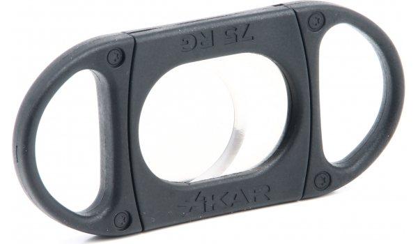 Xikar X8 75-rengasmitan leikkuri musta