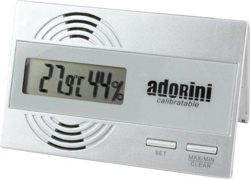 Digitalni higrometar i termometar Adorini