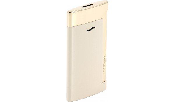 ST Dupont Slim 7 lighter - naken/gull