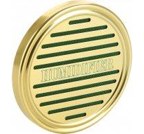 Esponja redonda para humidificador - dourada