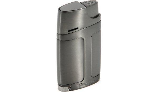 Xikar lighter Element Double Jet - gunmetal