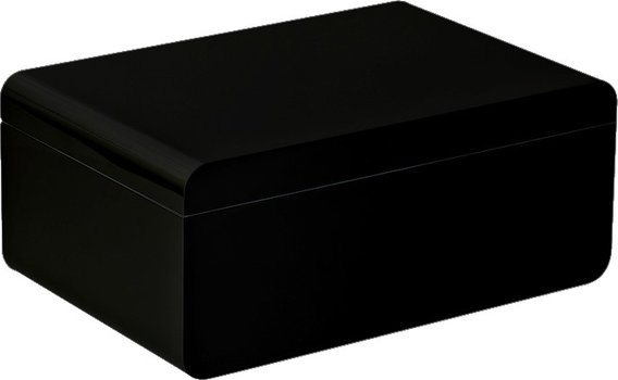 adorini Carrara L - Deluxe Humidor Black