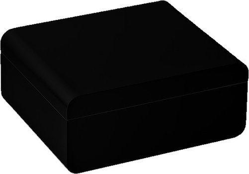 安道里尼卡拉拉中号豪华雪茄盒黑色