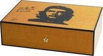艾迪布尔格瓦拉雪茄盒橙色美国梧桐