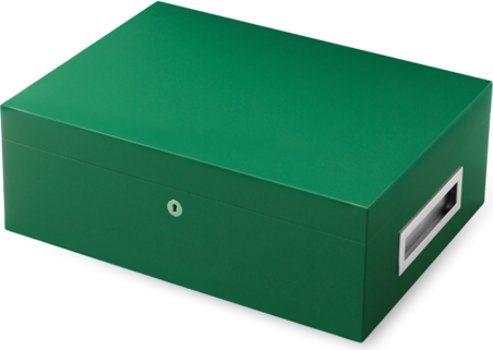 别墅温泉雪茄盒绿色