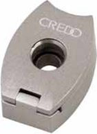 Credo Cigar Piercer 3-in-1 Silver
