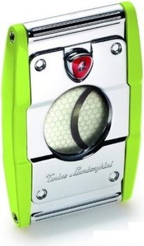 Lamborghini Precisione Double Blade Cutter Green