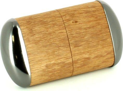 John Aylesbury Cigar Case for 3 Half Coronas Cedar