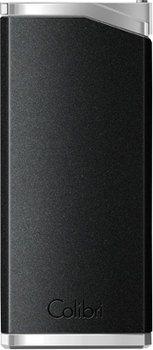 Colibri Delta Lighter Black/Chrome