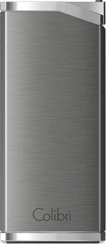 Colibri Delta sytytin Gunmetal Grey/Chrome