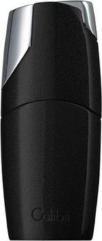 Colibri Rio Jet Flame Lighter Black