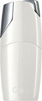 Colibri Rio Jet Flame sytytin Metallic White