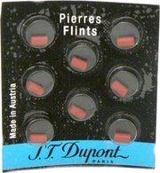 S.T. Dupont Flints 8 pcs Blue