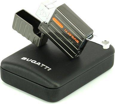 Bugatti Double Jet Lighter Gunmetal
