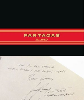 Bog: Partagás: Das Buch/Le Livre by Amir Saarony (DE/FR tosproget udgave)